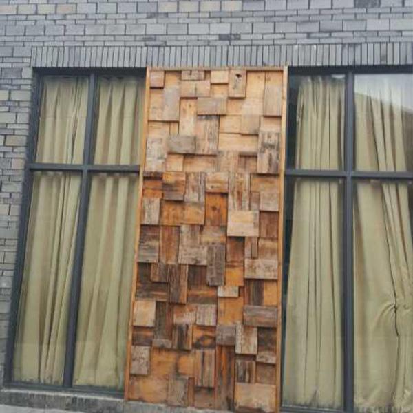 遵义古建筑木材加工