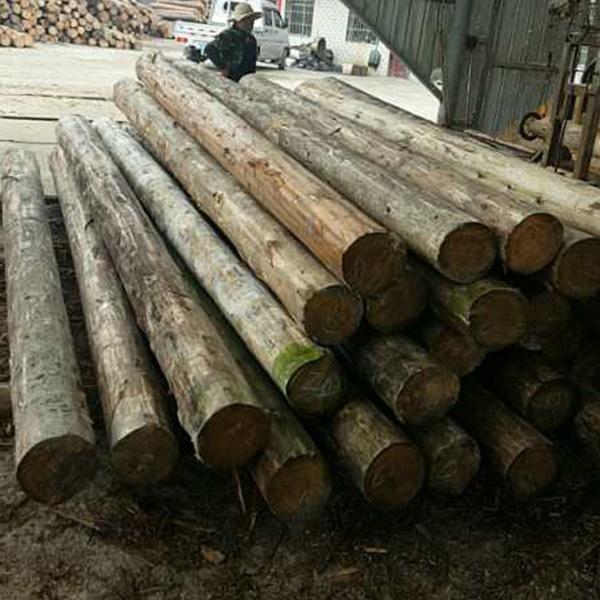 总结了几个方木加工的天然缺陷