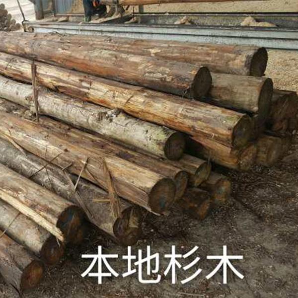 贵州杉木批发厂家