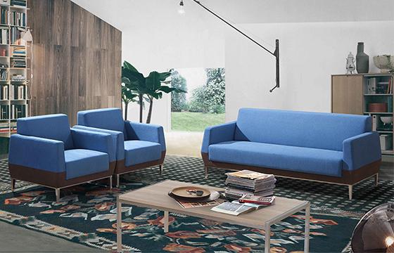 商务办公沙发-上海布艺沙发厂-定制沙发设计