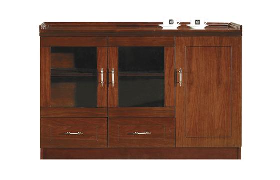 办公室茶水柜-茶水柜摆放-实木茶水柜
