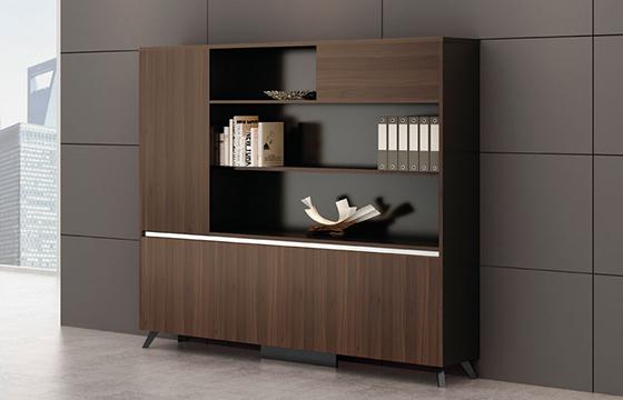 实木文件书柜-文件柜工厂直销-上海实木文件柜