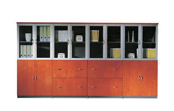 实木文件柜-商务文件柜-优彩网彩票文件柜