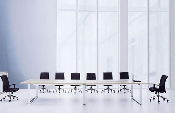 会议桌家具-定制多人会议桌-办公室会议桌