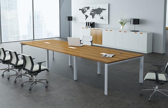 优彩网彩票家具会议桌-优彩网彩票桌定制-定做板式会议桌