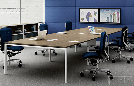 办公桌会议桌-会议桌样式-定做会议桌