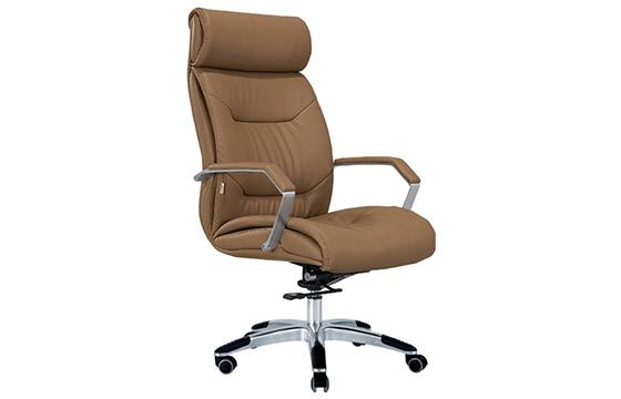 大班椅-牛皮椅-办公老板椅