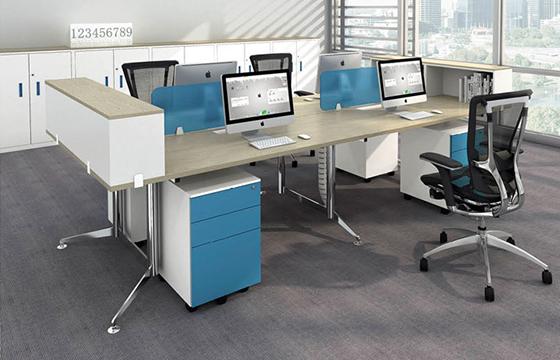 定制办公桌-员工组合桌-员工组合桌厂家