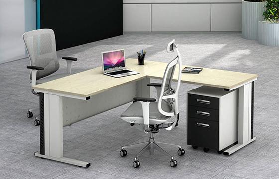 领导办公桌-办公桌定做-经理板式办公桌