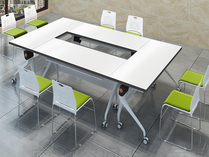 折叠会议桌