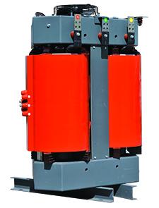 SC(B)11-RL係列立體卷鐵芯樹脂絕緣幹式變壓器