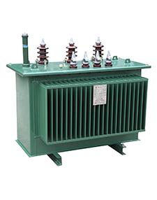 S(B)H15非晶合金鐵心配電變壓器