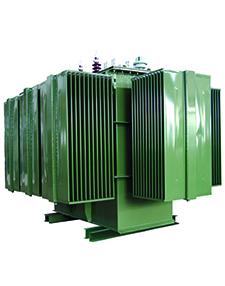 35kV等級S11無勵磁調壓電力變壓器