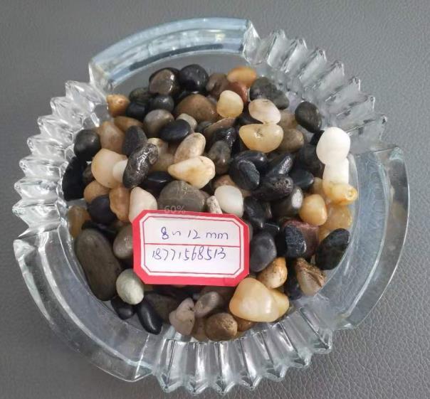 8-12毫米鹅卵石滤料