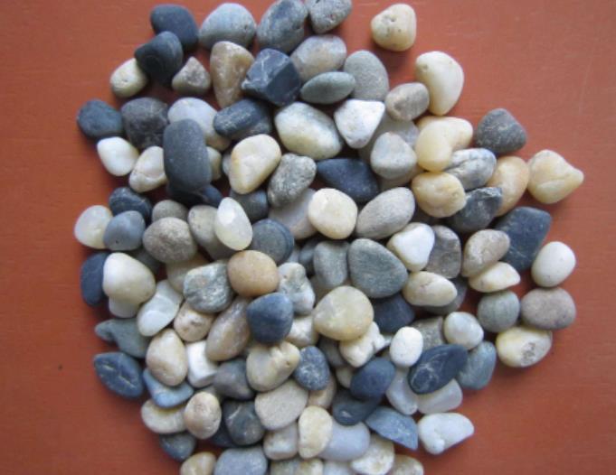 2-3公分五彩鹅卵石