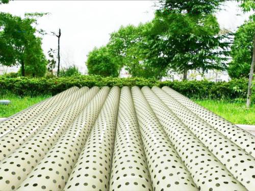 兰州玻璃钢渗水管道批发