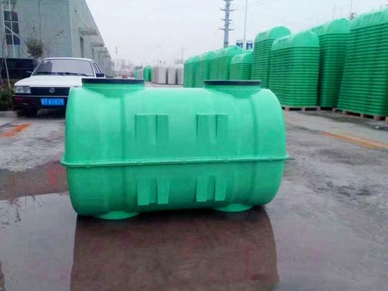 兰州玻璃钢制品厂家告诉您玻璃钢化粪池的用途