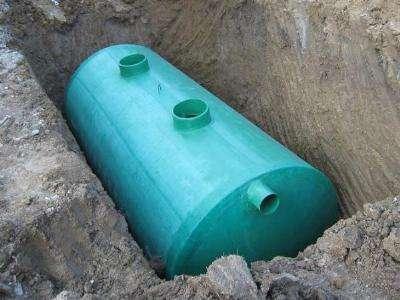 兰州玻璃钢制品厂家为您分享家用化粪池的做法和尺寸