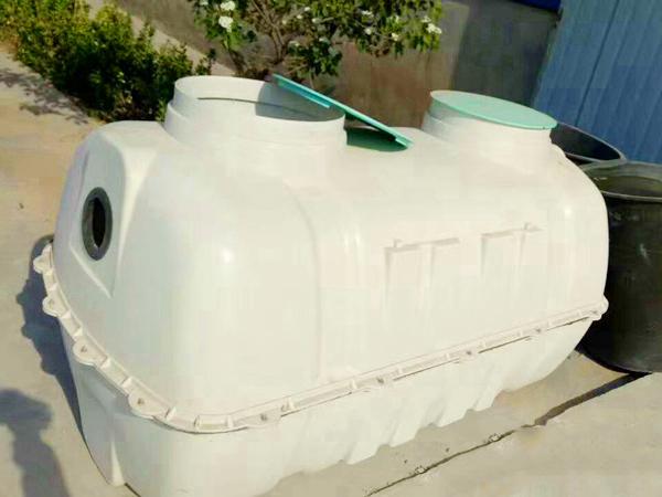 甘肃成品玻璃钢化粪池的尺寸一般多大?价格怎么算?