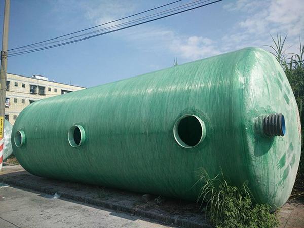 玻璃钢化粪池施工中有哪些需要注意?