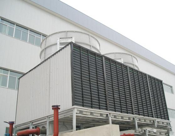 横流式玻璃钢冷却塔的特点有哪些?