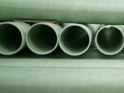 浅谈玻璃钢管道设计分享玻璃钢制品材质的特点