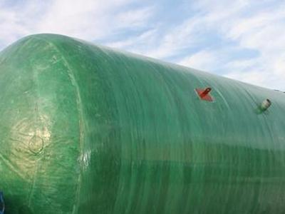化粪池厂家浅谈设置玻璃钢消防水池的要求