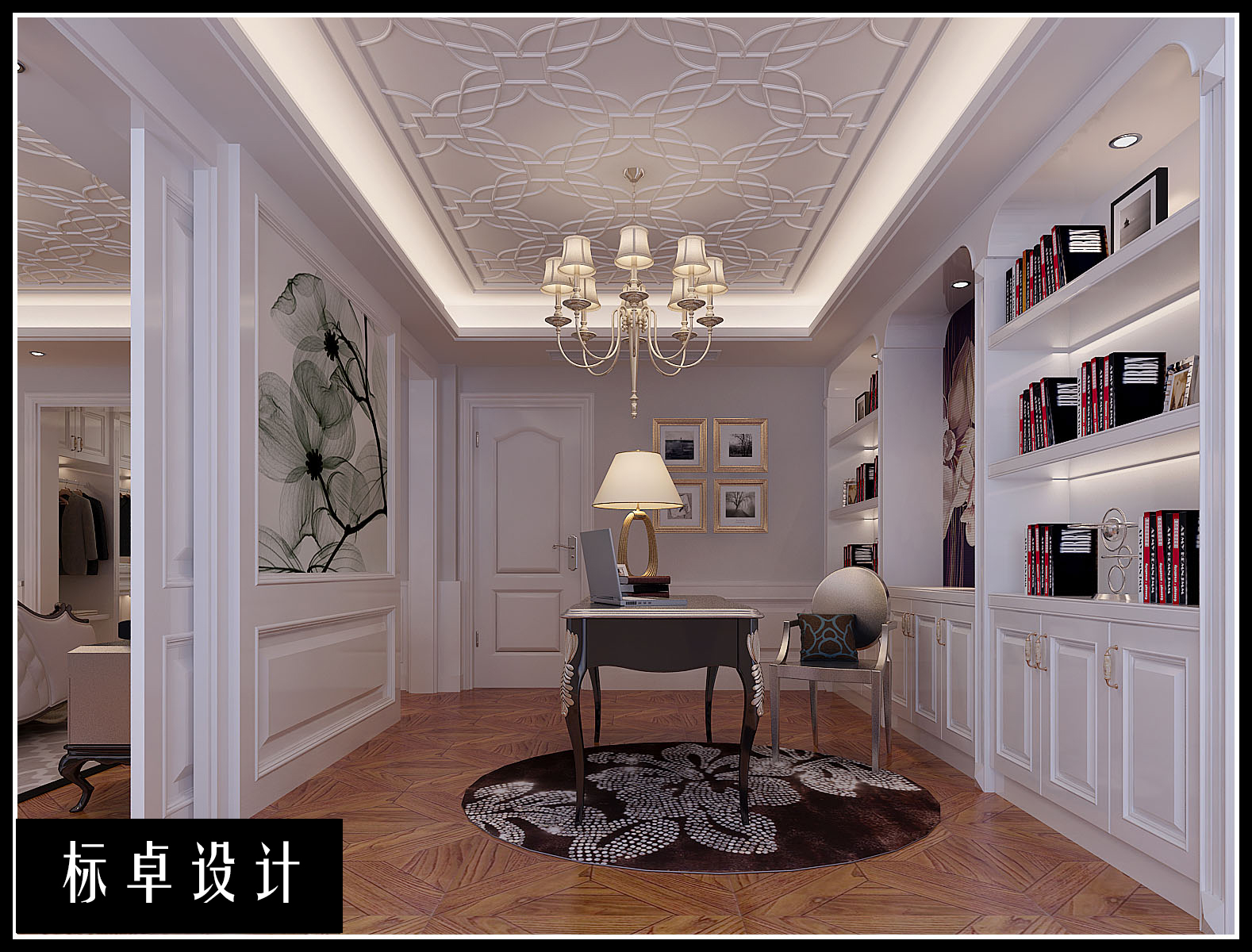 欧式家装风格5