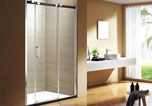 卫生间玻璃隔断怎么做?
