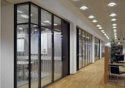 咸阳办公室高隔间安装工程