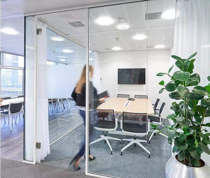 办公室玻璃隔断墙都有哪些样式?