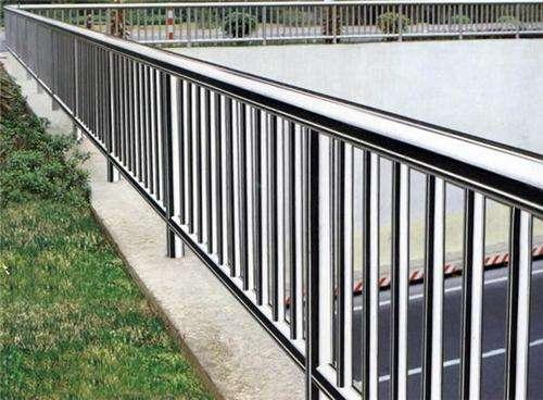 咸阳不锈钢桥梁护栏