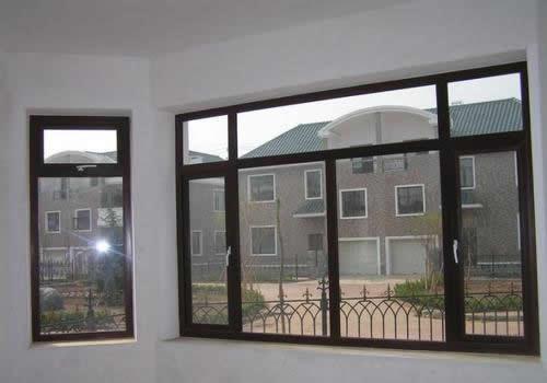 平开型塑钢门窗