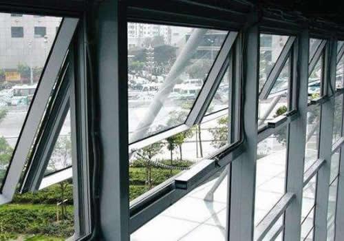 下悬型塑钢门窗