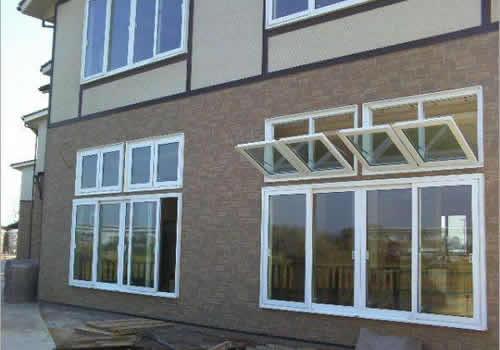 上悬型塑钢门窗
