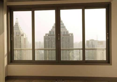 固定型塑钢门窗