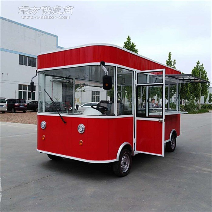 昆明移动餐饮车的经营模式有什么特点?