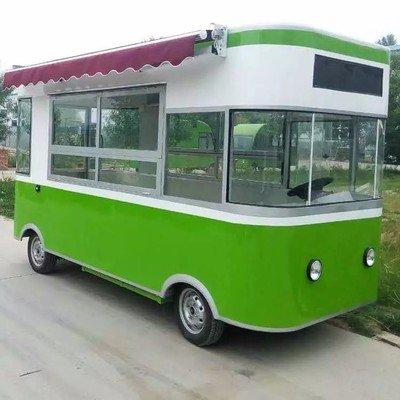 昆明移动餐饮车的优势以及昆明阳光电动餐饮车制作有什么特点?