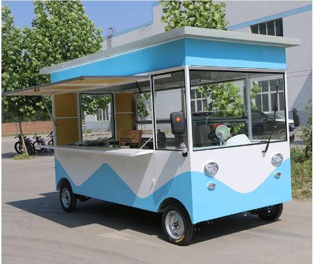 电动餐饮车随着社会的快速发展有那些优势呢