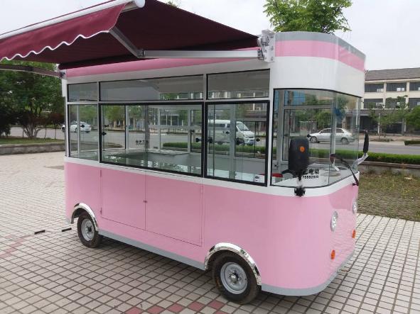 昆明电动餐饮车会给我们带来什么好处