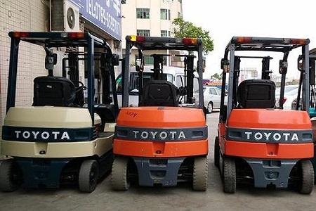 北京叉车租赁