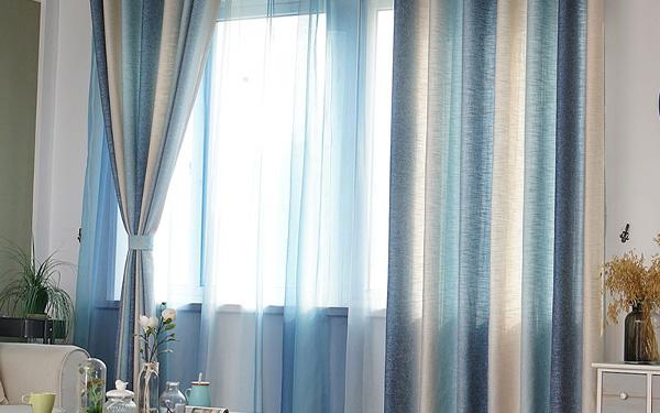 成都酒店窗帘安装