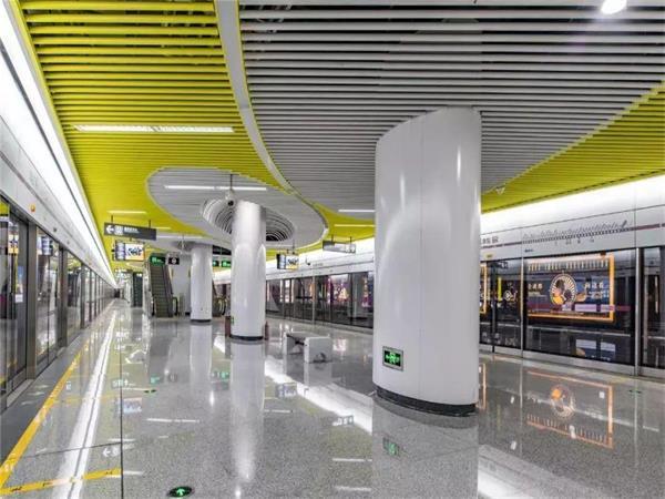 成都地铁商用格力中央空调案例