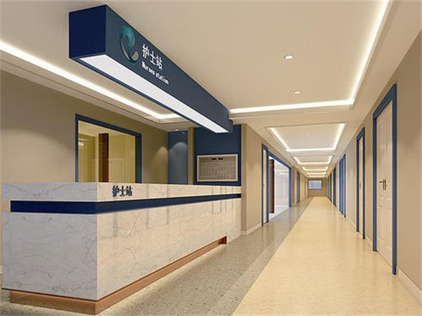 成都医院格力中央空调安装案例
