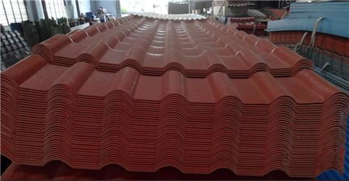 甘孜树脂瓦生产厂家
