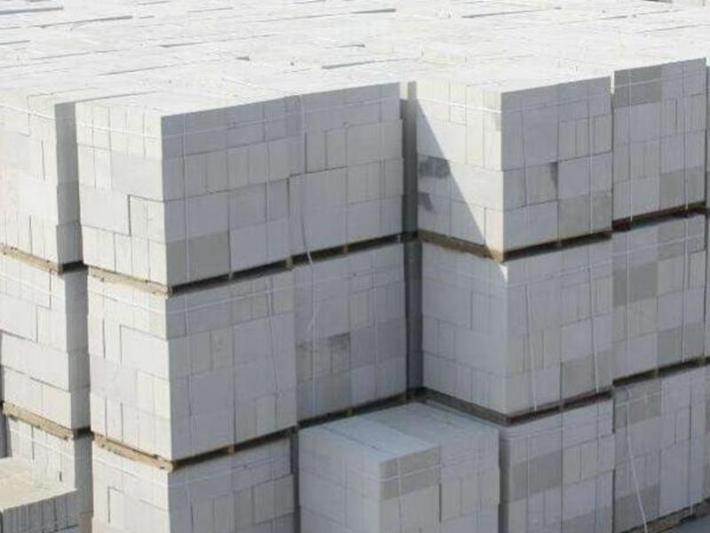 成都混凝土加气块砖