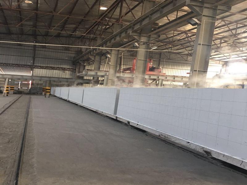 加气砖生产设备