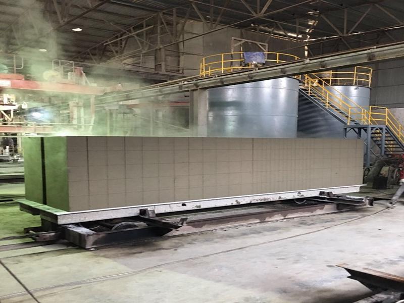 加气砖厂家生产设备