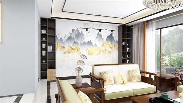 成都集成墙面厂家分享:竹木纤维集成墙板不易变形的原因