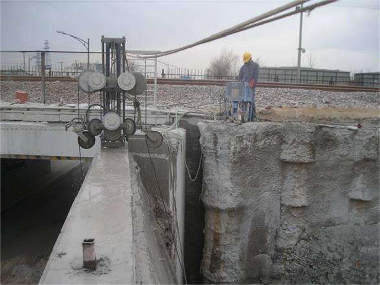 桥梁切割过程中经常遇到的问题是什么?